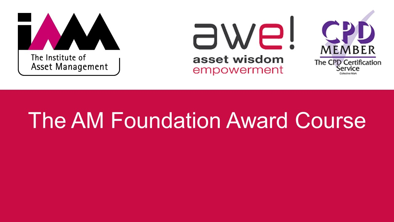 The   AM Foundation Award Course